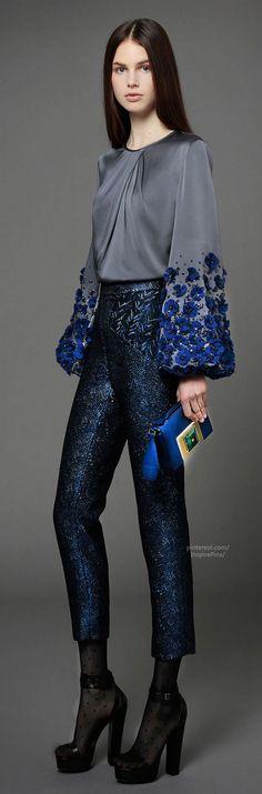 Awesome 60 Blouse Design Idea and Inspiration   Fashion