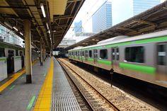 Yamanote line ,Tokyo Japan