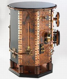 Steampunk speakers to complete the décor you love | TechTripper