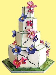 Winner: Best Cake in ILLINOIS at People.com (Lemon cake with lemon curd filling by Cakegirls, $ 880) - LOVELY!