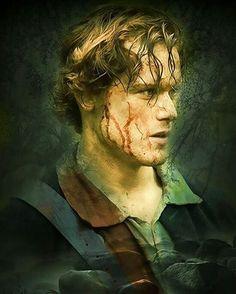 #JamieFraser  #Outlander  FanArt de Míriam S.M encontrado en Pinterest