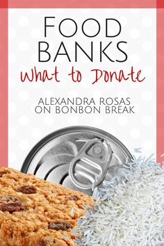 This is a great resource for the holiday season when people traditionally support their local food banks. Grab the cans from the back of the pantry? No thank you. Please grab these items.