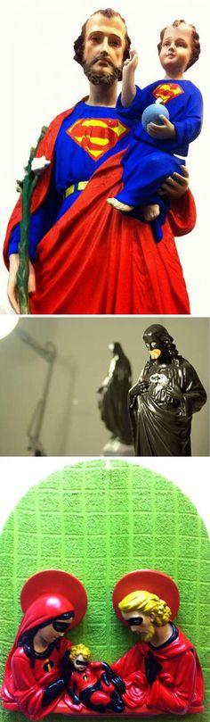 Igor Scalisi Palminteri: SuperheroSaints