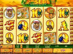 #Desert_Treasure_2_slot is online at the portal.