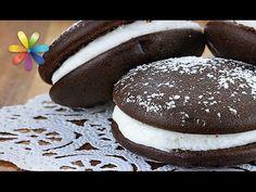 Как приготовить Орео: шоколадное печенье-сэндвич – Все буде добре. Выпуск 902 от 25.10.16 - YouTube