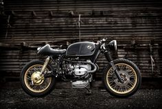 Foundry MC R80 Black Racer