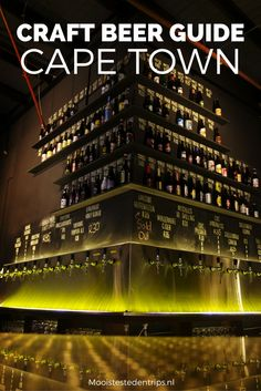 Can't go to Cape Town without sampling some craft beer. Check out the complete craft beer guide to Cape Town: what to drink and where to drink it. Visit South Africa, V&a Waterfront, Best Craft Beers, Biltong, Pubs And Restaurants, Beer Tasting, Tropical Fruits, Ginger Beer, Great Coffee