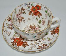 "Beautiful Vintage Radfords ""The Gatineau"" Fenton England Tea Cup And Saucer"