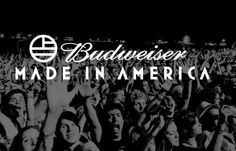 Budweiser #MadeInAmericaFest Features A HUGE Lineup! -