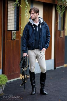 Horseware Classics Collection A/W14: NEW Conor padded blouson