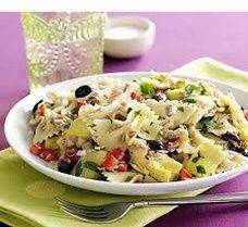 Heart Healthy Recipes - Tuna Pasta Salad Recipe