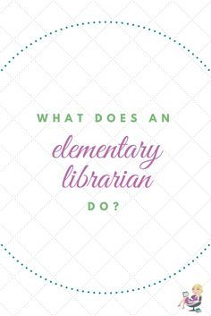 are you wondering what an elementary school librarian does every day check out this article what does an elementary librarian do - Librarian Interview Questions For Librarians With Answers