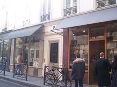 Boulangerie Poilâne and La Cuisine de Bar