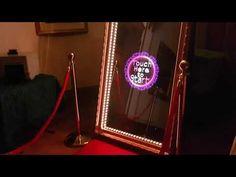 Montréal Miroir Magic Photobooth: Montréal MiroirMagic com Photobooth
