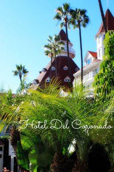 The Hotel Del Coronado - Love this place!