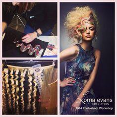 #HairByDeniseXidias #LornaEvans