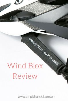 Wind Blox Review - Do these little things cut down on wind noise while cycling?