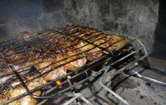 Caribbean Chicken pieces Caribbean Jerk Chicken, Steak, Pork, Recipes, Kale Stir Fry, Recipies, Steaks, Ripped Recipes, Pork Chops