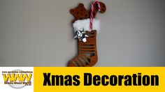 Xmas Decoration - Wacky Wood Works