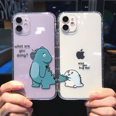 Kawaii Phone Case, Girly Phone Cases, Pretty Iphone Cases, Diy Phone Case, Iphone Phone Cases, Iphone 11, Best Phone Cases, Phone Covers, Couples Phone Cases