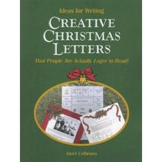 Creative #Christmas #letter ideas