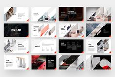 How to make PPT design concept faster: examples to show you how Powerpoint Tutorial, Powerpoint Template Free, Creative Powerpoint Templates, Powerpoint Presentation Templates, Microsoft Powerpoint, Ppt Template Design, Ppt Design, Flyer Design, Layout Design