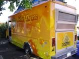 Say cheese for The Grilled Cheese Truck, serving Los Angeles their tasty creations like their veggie melt recipe featured in #EatSt