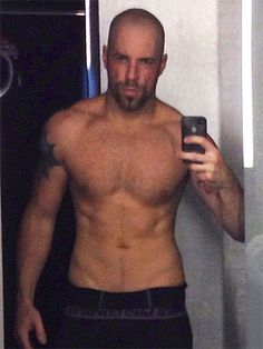 Chris Daughtry Exercise Regimen; Singer Shares Weight Loss Tips : People.com