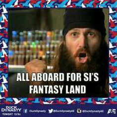 All Aboard for Si's Fantasy Land Jase Robertson, Robertson Family, Maryland, Quack Quack, Duck Commander, Before Marriage, Christian Families, Duck Dynasty, Just For Laughs