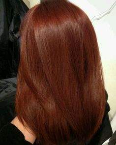 Burgundy Brown - 40 Red Hair Color Ideas – Bright and Light Red, Amber Waves, Ginger Hair Color - The Trending Hairstyle Hair Color Auburn, Hair Dye Colors, Red Hair Color, Hair Color Balayage, Color Red, Balayage Highlights, Deep Auburn Hair, Colour, Red Orange Hair
