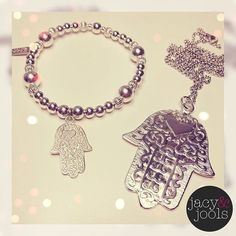 Hello big sis! Coming soon a <<huge>> addition to our Cinta collection to match our Hamsa bracelet  #Cinta #cintacollection #sterlingsilver #bracelet #pendant #necklace #hamsa #jacyandjools #Altrincham #Cheshire #online