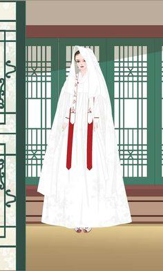 Korean Hanbok, Korean Traditional, Korean Beauty, Fairytale, Oriental, Moon, Women's Fashion, Japan, Costumes