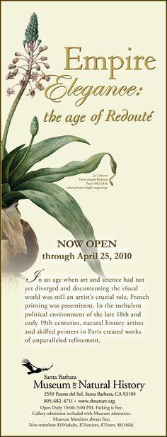 Santa Barbara Museum of Natural History - ad