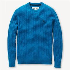 Marlow Merino Cable Crew From Jack Wills