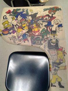 Love 90's cartoons!