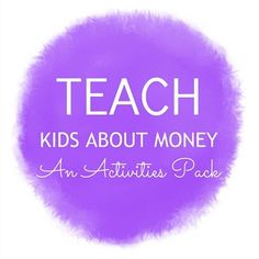 Learning about money is critical! Why not make learning about money fun for kids? Check out these 30+ NO PREP activities pack with inspiring and intriguing ways to ignite a child's learning about financial responsibility.