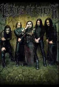 CRADLE OF FILTH POSTER - 24 X 36 - FREE SHIPPING