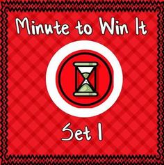 FREE! Minute to Win It Behavioral incentive games...3 games in one PowerPoint for you to have fun with! Enjoy!