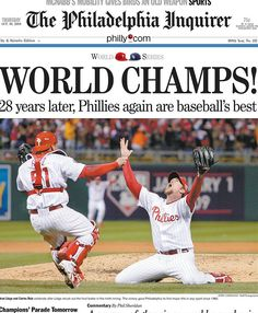 The greatest day of the last 30 years!
