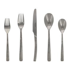 French Home Le Brun Zebra Design 20-piece Cutlery Set