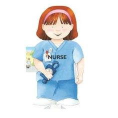 Nurse (Mini People Shape Books) - Giovanni Caviezel, from Eliza Henry in Archbold, Ohio.