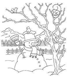 Colorful pictures, coloring pages for kids, kids coloring, colourin Colouring Pages, Adult Coloring Pages, Coloring Sheets, Snowy Pictures, Colorful Pictures, Coloring Pages For Kids, Kids Coloring, Art Quotes Artists, Art Handouts