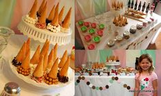 Day #184 - Ice Cream Birthday Party - Meaningfulmama.com