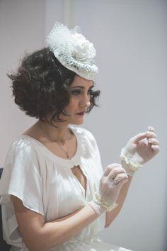 Bride in Barcelona