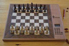 Pewatronic Master Chess Computer