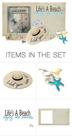 """Tropical dreams"" by ynk24 ❤ liked on Polyvore featuring art"