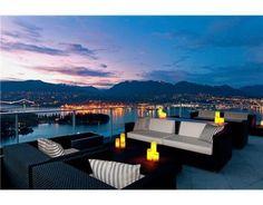 Vancouver penthouse condo…