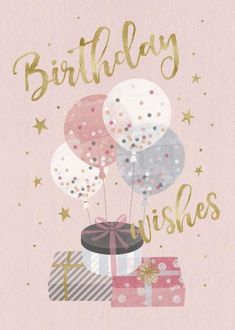 Birth Day QUOTATION – Image : Quotes about Birthday – Description Claire Mcelfatrick – Balloons Sharing is Caring – Hey can you Share this Quote ! Happy Birthday Greetings Friends, Happy Birthday Text, Birthday Wishes And Images, Happy Birthday Pictures, Happy Birthday Balloons, Happy Birthday Messages, Birthday Love, Birthday Quotes, Happy Birthday Illustration