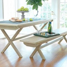 Tables On Pinterest Picnic Tables Indoor Picnic And Outdoor Dining