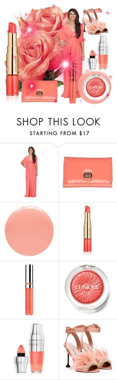 """""""Untitled #469"""" by kame-i ❤ liked on Polyvore featuring GCGme, Billabong, Eve Snow, Estée Lauder, Chantecaille, Clinique, Lancôme and Miu Miu"""